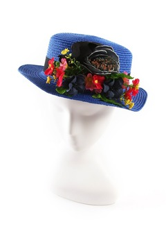 Special/Colorful Rattan Straw Hats