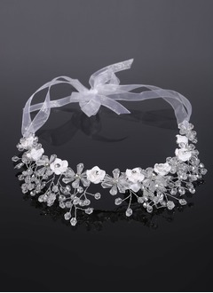 Beautiful/Lovely/Fashion/Nice/Pretty/Charming Crystal/Rhinestone Flower Girl's Headwear