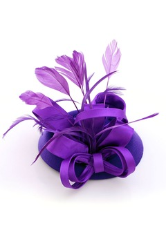 Gorgeous/Special Feather/Satin/Wool Fascinators
