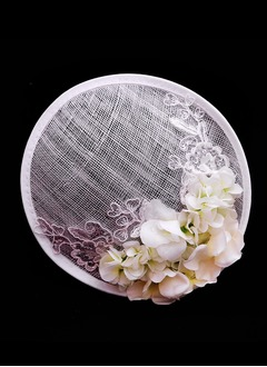Classic/Simple Lace/Silk Flower/Cambric Fascinators