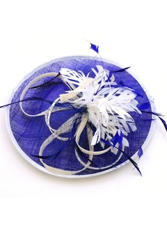 Gorgeous/Lovely Feather/Cambric Fascinators