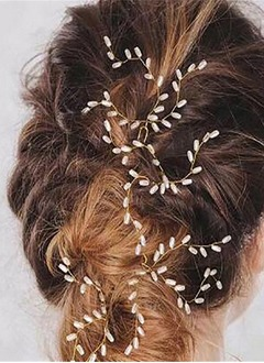 Beautiful/Lovely/Fashion/Nice/Pretty Imitation Pearls Headpiece