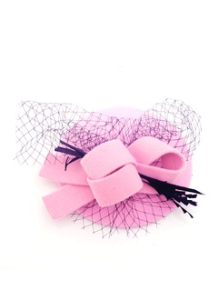 Bowknot/Hottest Net Yarn/Wool Fascinators