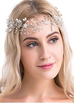 Beautiful/Fashion/Shining/Nice/Pretty Crystal/Rhinestone/Imitation Pearls Headpiece