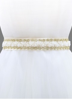 Ribbon 98inch(250cm) With Flower Sashes