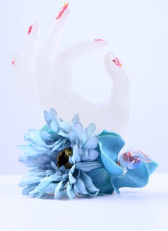 Beautiful/Fashion Silk Flower Hair Jewelry