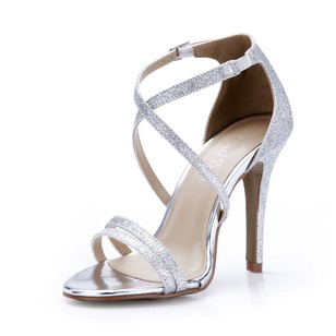 Sparkling Glitter Stiletto Heel shoes