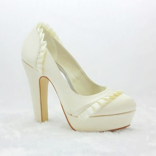 Satin With Lace-up (0475119286)