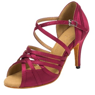 Women's Heels Modern With Ankle Strap Dance Shoes (0535119580)