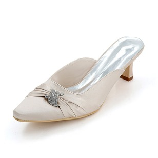 Women's Silk Like Satin Others Pumps With Others