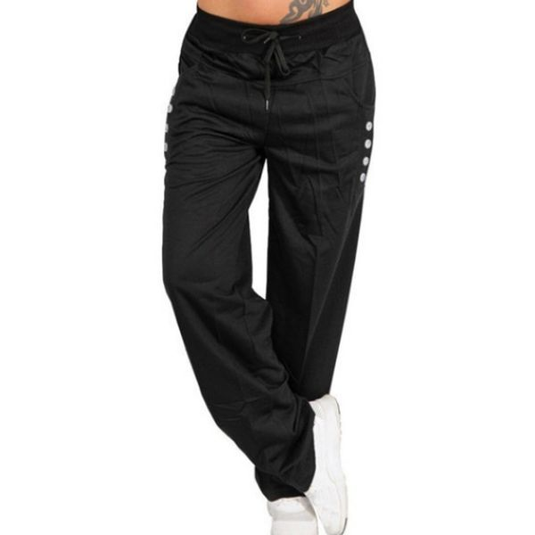 Women's Casual Polyester Fitness Pants Fitness & Yoga (30445595359)