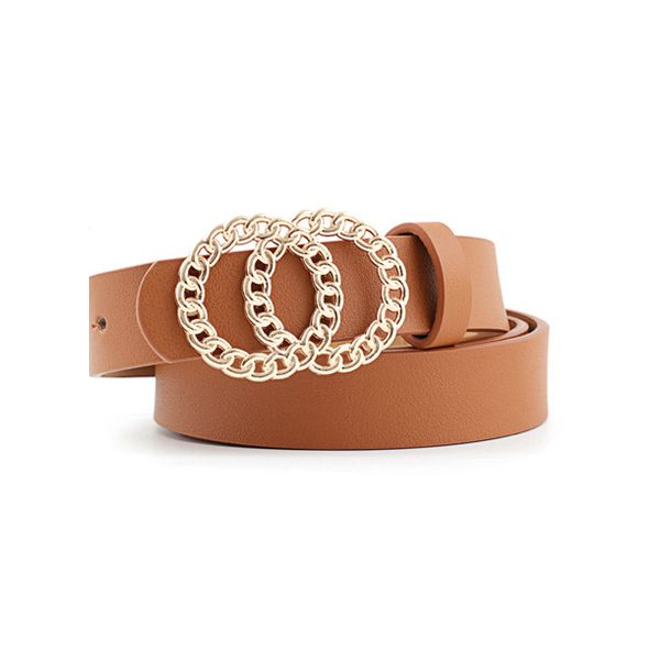 Casual Solid Belts (1795571184)