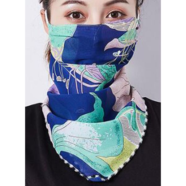 Casual Solid Scarves (1775584504)