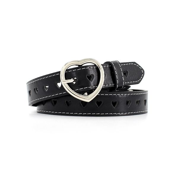 Cute Metal Hollow Out Solid Belts (1795336601) 2