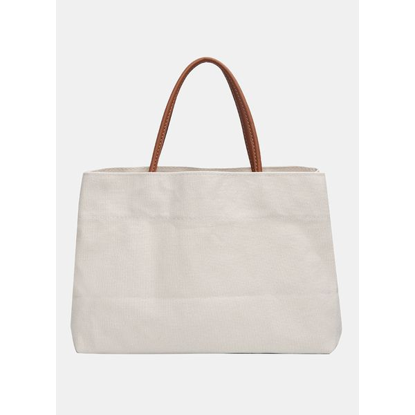 Tote Fashion Double Handle Bags (1825591764)