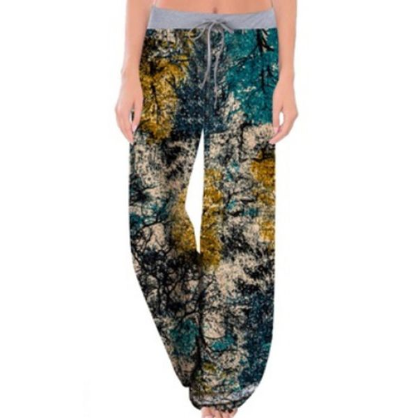 Women's Casual Polyester Fitness Pants Fitness & Yoga (30445595365)