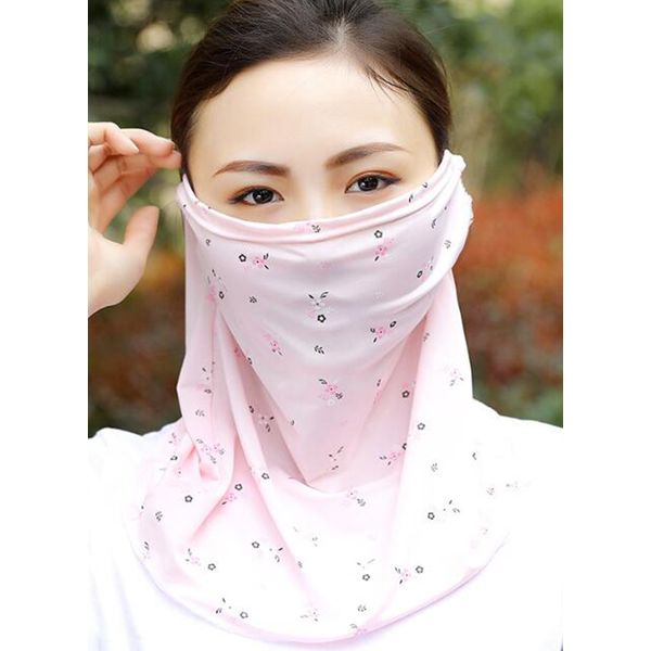 Casual Floral Scarves (1775560032)