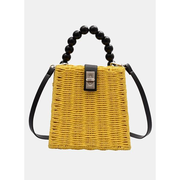 Tote Vintage Double Handle Bags (1825597990)