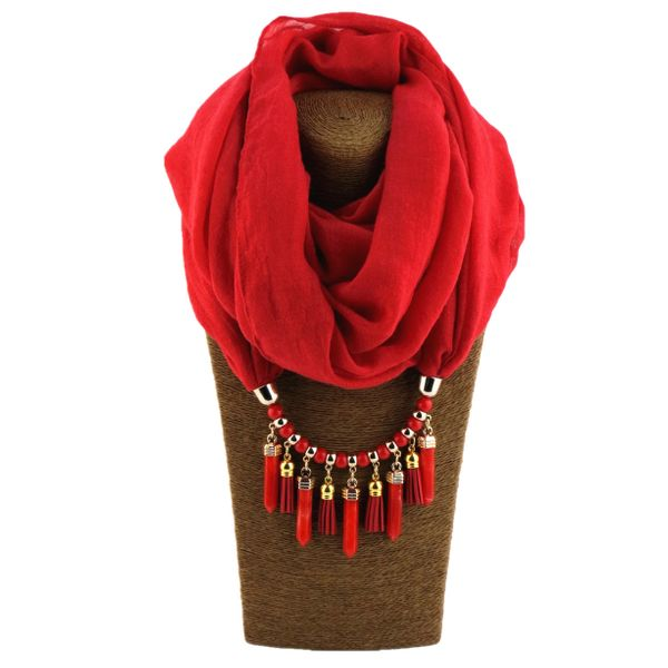 Casual Solid Scarves (1775597127)