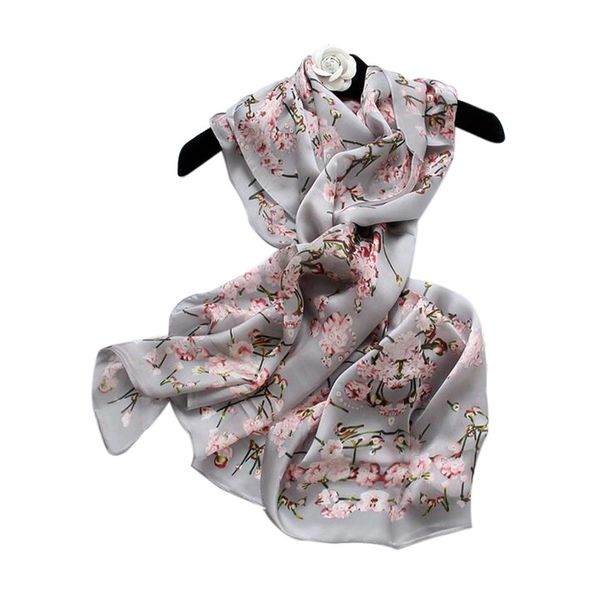 Casual Floral Scarves (1775343122) 5