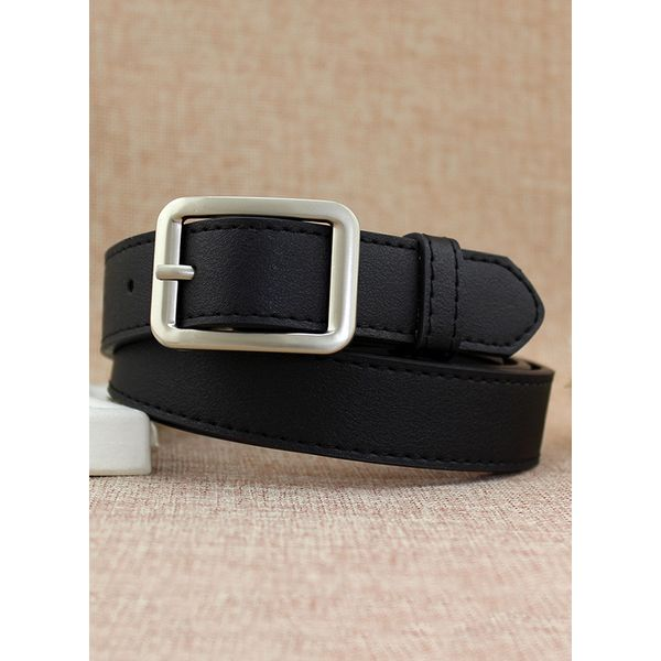 Casual Metal Hollow Out Solid Belts (1795336596) 2