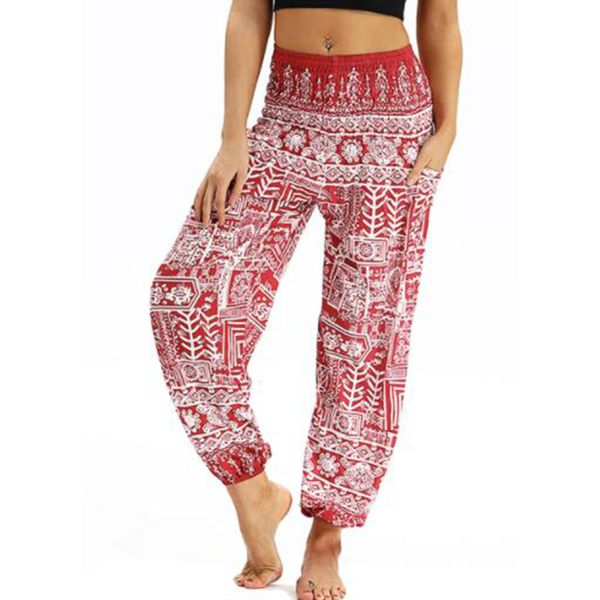Women's Athletic Casual Sporty Polyester Yoga Bottoms Fitness & Yoga (30445570085)