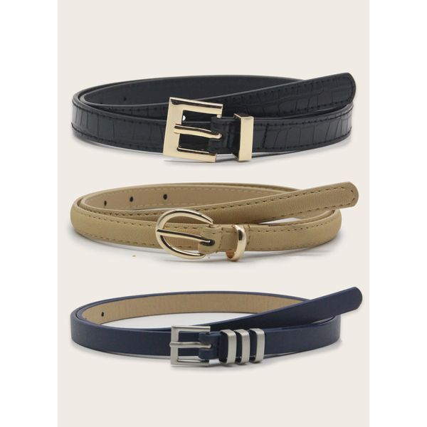 Casual Solid Belts (1795595551)