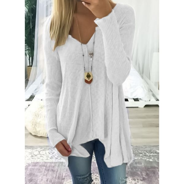 Image of Andere Uni Large Lang Pullover (1675362823)