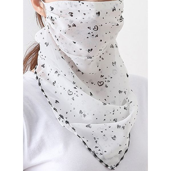 Casual Floral Scarves (1775579346)