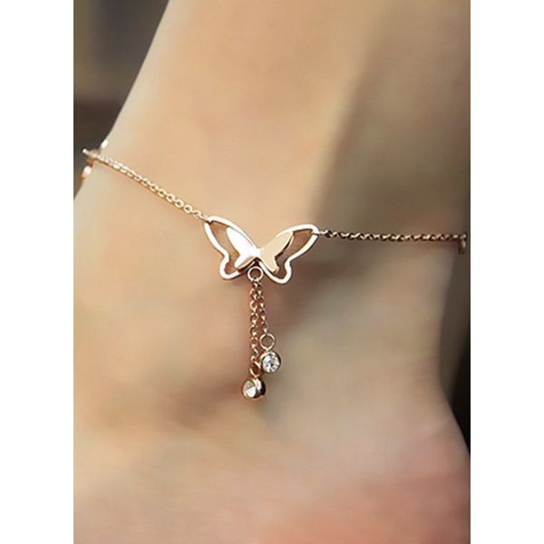 Casual Animal Anklet (1905582039)
