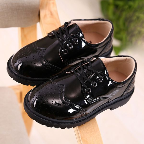 Boys' Lace-up Party & Evening Boys' Shoes (30205361018) 9