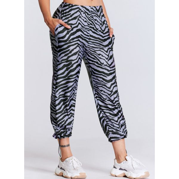 Women's Casual Polyester Fitness Pants Fitness & Yoga (30445595902)