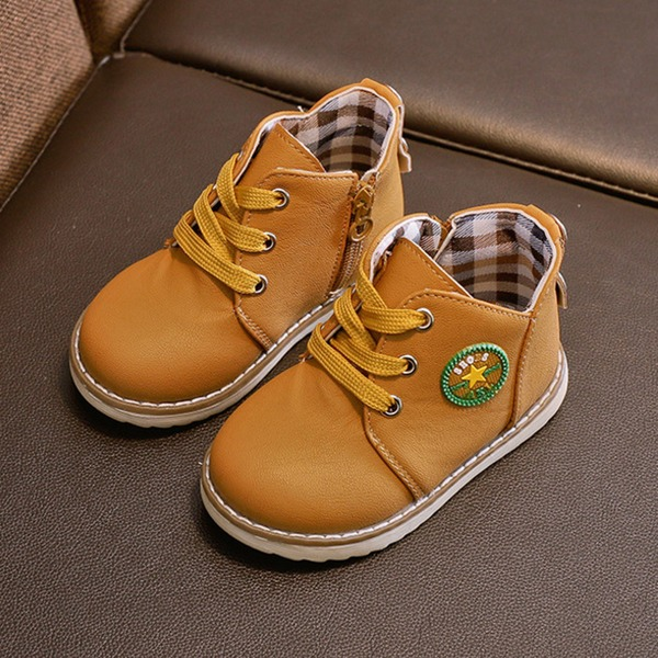 Boys' Lace-up Daily Boys' Shoes (30205312432) 1