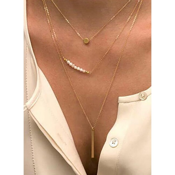 Pearls Pendant Necklaces (1845270280) 10
