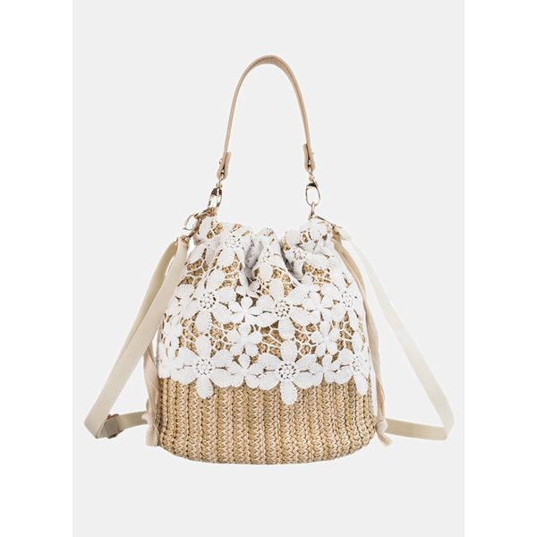 Tote Vintage Double Handle Bags (1825593167)