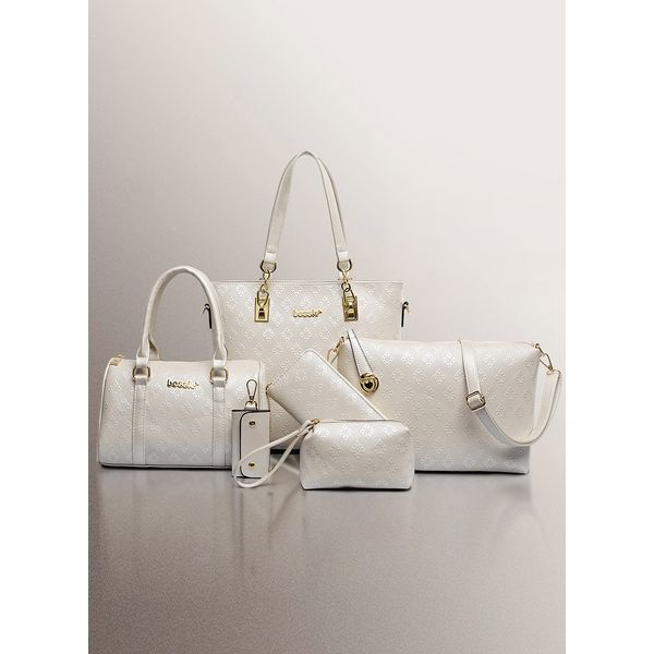 Tote Fashion Double Handle Bags (1825565796)