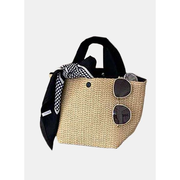 Tote Fashion Double Handle Bags (1825596966)