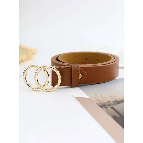 Casual Solid Belts (1795565642)