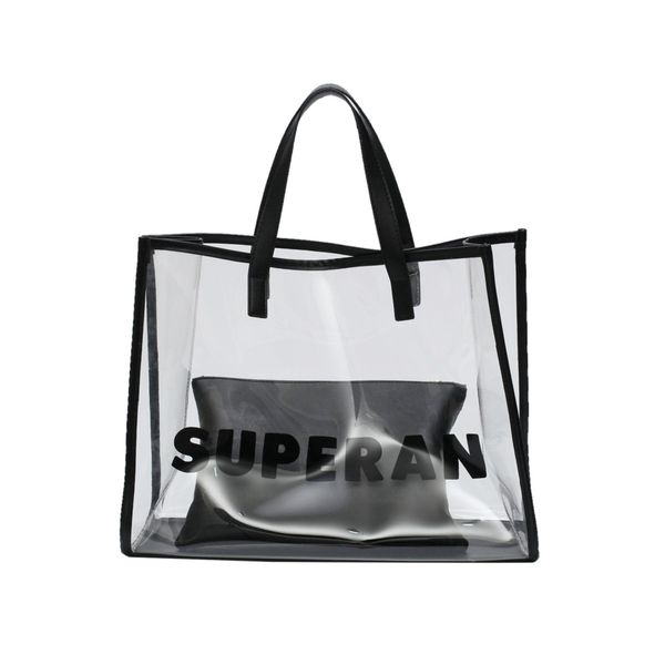 Tote Fashion Print Double Handle Bags (1825595148)