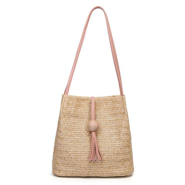 Shoulder Fashion Tassel Bags (1825369003) 9
