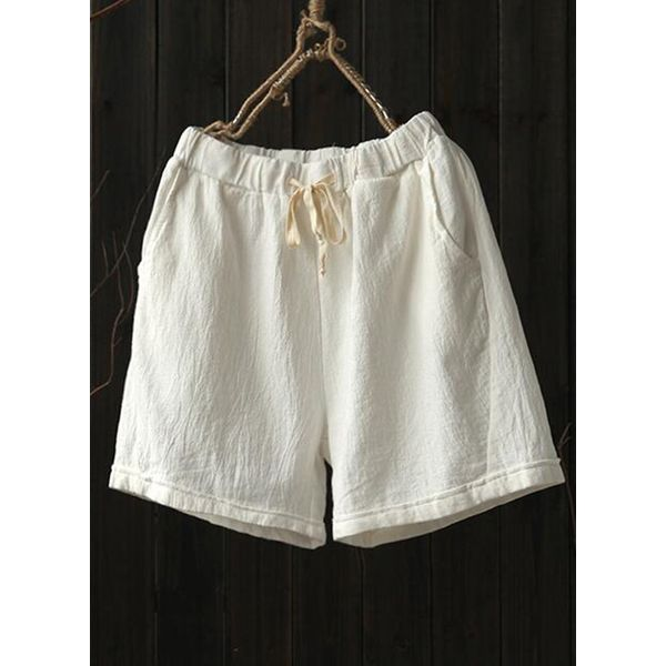 Straight Shorts Pants & Leggings (1745381808) 3