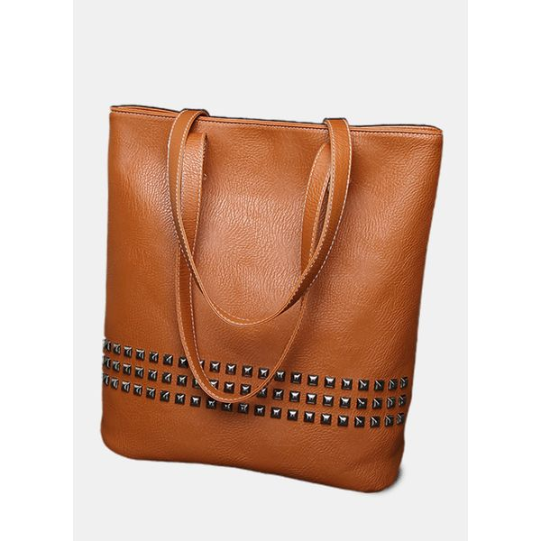 Tote Fashion Double Handle Bags (1825586149)