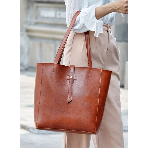 Tote Fashion Double Handle Bags (1825562645)