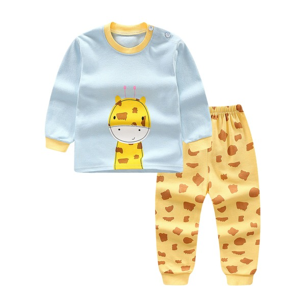 Boys' Color Block Daily Long Sleeve Clothing Sets (30165309439) 4