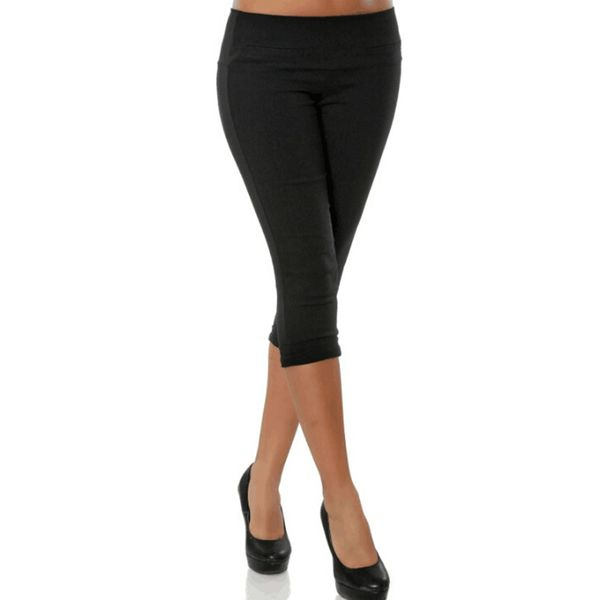 Skinny Shorts Pants & Leggings (1745380289) 10