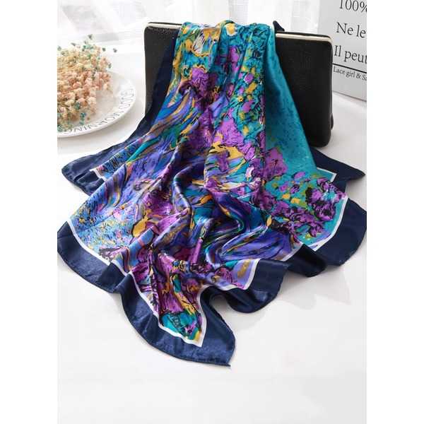 Casual Floral Scarves (1775284406)