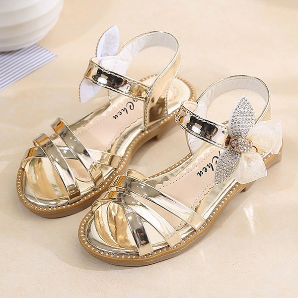 Girls' Magic Tape Party & Evening Girls' Shoes (30195286221) 5
