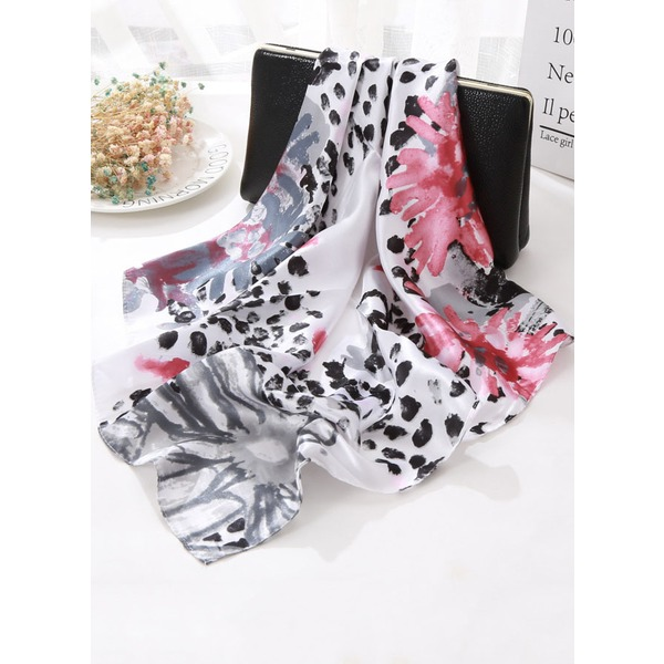 Casual Floral Scarves (1775284411) 4