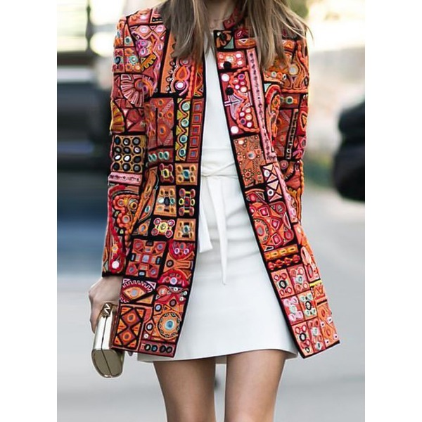 Long Sleeve Other Coats (1715248855) 3
