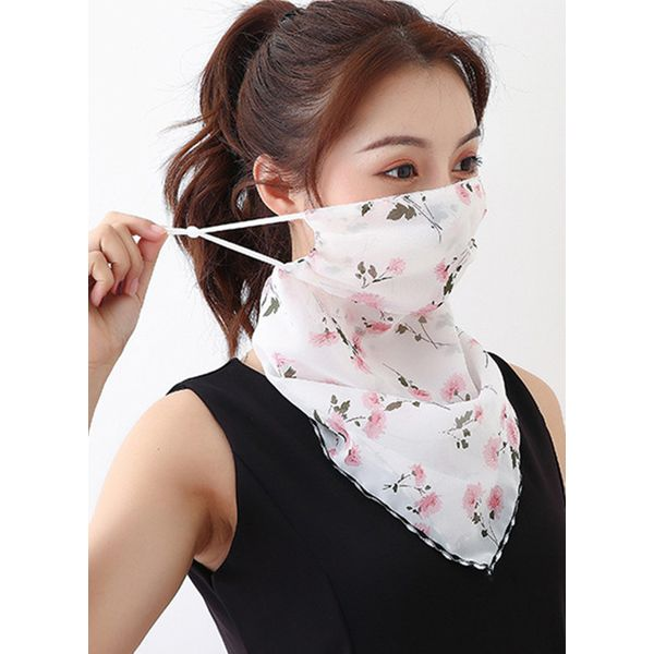 Casual Floral Scarves (1775579322)